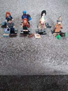 LEGO HARRY POTTER SERIES 2 MINIFIGURES BUNDLE