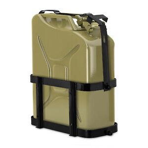 Kanisterhalterung Kanisterhalter Benzinkanisterhalterung Metallkanister Halter