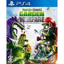 Plants vs. Zombies: Garden Warfare (Sony PlayStation 4, 2014) - Japanese Version