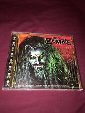 Collectible RARE Hard to Find!! Rob Zombie Hillbilly Deluxe PROMO PROMOTIONAL CD
