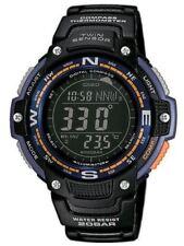 Relojes de pulsera Casio Pro Trek de cuero