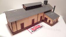 HO  Locomotive Engine House Shed Building BUILT GIZMOTRAINS