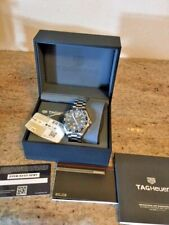 **NEW** Tag Heuer Formula 1 Men's Automatic Watch - WAZ2011.BA0842..PAPERS!