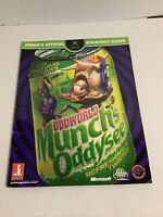 Oddworld Munch's Oddysee Prima's Official Strategy Guide for XBOX