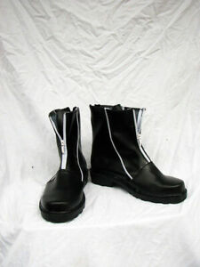 Final Fantasy VII 7 FF7 Cloud Strife Boots Shoes Japanese Anime Cosplay Costume