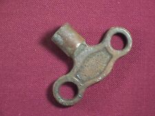 Antique Water Key Steam Heat Gas Valve Key Tool Steampunk