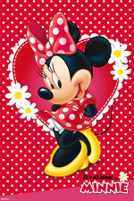 "MINNIE MOUSE - DISNEY POSTER / PRINT (MICKEY MOUSE) (SIZE: 24"" x 36"")"