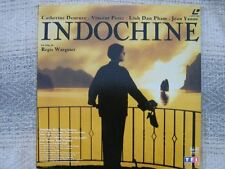 BOF INDOCHINE CD VIDEO CATHERINE DENEUVE JEAN YANNE