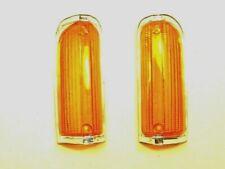 FORD Taunus Turn Signal Lens Set NEW #912