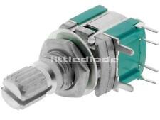 Pulso de eje rotatorio 0.1A/16VDC PS1010-20 Interruptor moleteada -20-60 ° C L6mm Ctr