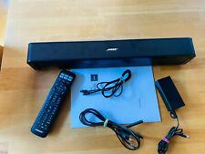 Bose Solo 5 Soundbar TV Soundsystem - Schwarz...