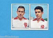 PANINI CALCIATORI 1965/66-Figurina - MAZZANTI+BIGON - PADOVA -Recuperata