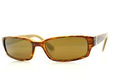 Maui Jim ATOLL MJ 220-10 Sunglasses Tortoise Frame Polarised Brown Lenses Rare