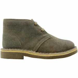 Clark's Desert Boot Taupe Dist 26103710 Toddler Size 7C W