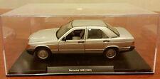 """DIE CAST """" MERCEDES 190E (1983) """" SCALE 1/24 CAR VINTAGE"""