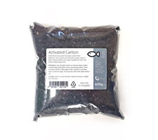 Carbón Activado 600g-Carbón Granulado tanque de los pescados pequeños acuarios de medios de filtro
