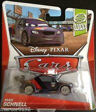 Disney Pixar Cars 155 Die-Cast Car Max Schnell Wgp New
