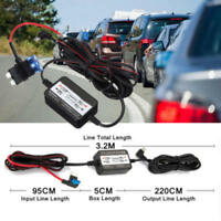 Wire Kit Car Dash Cam Camera 12-30V To 5V Micro USB Cable for Nextbase