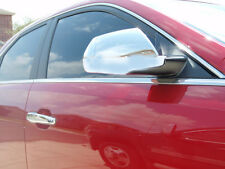 2008-2013 Cadillac CTS chrome DOOR HANDLE and MIRROR cover trim kit