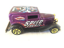 HOT WHEELS ÉCHELLE 1:43 MATTEL SPEED SAVAGE