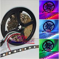 5M 30LED/M WS2811 Dream Color   5050 RGB 150LED Full color Strip Light  DC12v