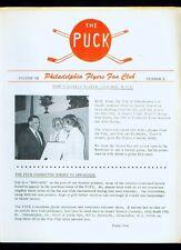 C. 1973 Philadelphia Flyers 4-page Fan Club newsletter