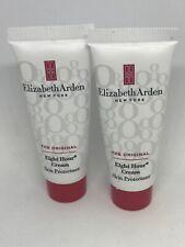 Elizabeth Arden Eight Hour Cream Skin Protectant Fragrance Free 0.5 oz Lot of 2