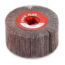 Flex Schleif-Mop P180 100Øx100 Schleifwalze für Satiniermaschine 358878