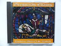 CD Album Gregorian chants Benedictine monks of St Mandrille FATCD 289