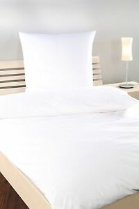 2-50 Stück Spannbettlaken 90-100x200 cm weiß 165g/m² Bettlaken Jersey *Hotel*