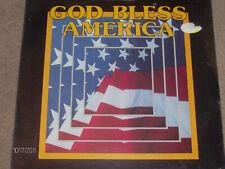 """God Bless America"" Brand NEW LP! Factory Sealed LP! RARE LP!"
