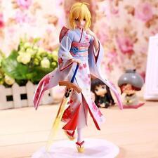 NEW Aniplex Fate/stay night UBW Saber Haregi Ver. Kimono PVC Figure Anime dolls