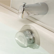 Bathtub Overflow Drain Cover | Deeper Bath Cover | Universal Use WH3
