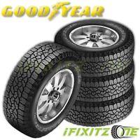 4 Goodyear Wrangler TrailRunner AT All-Terrain 265/65R18 114T OWL M+S Truck Tire