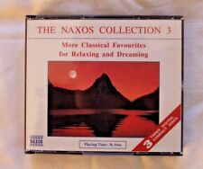 X3 Disc - The Naxos Collection 3 - Classical Favourites for Relaxing (1996)