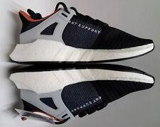 adidas EQT Support 93 17 Boost Shoes Men s Size 12 Black White e9c06f5bf