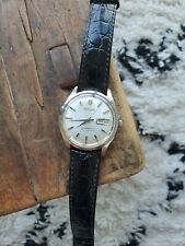 Vintage seiko automatic watch