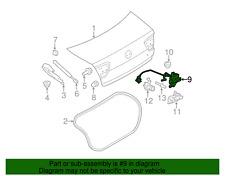 NIB genuine OEM Ford Lincoln Mercury Trunk Lock Actuator Assembly AE5Z-5443200-A