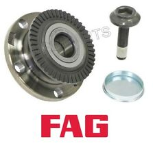 NEW Audi A4 Rear Left or Right Wheel Hub with Bearing FAG OEM 8E0 598 611 C