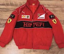 New listing Ferrari Unisex Oversized Suit F1 Team Racing Jacket. Size S