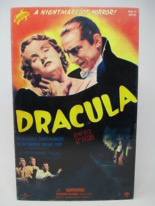 """DRACULA - Renfield 12"""" Action Figure Universal Monters - Dwight Frye Sideshow"""