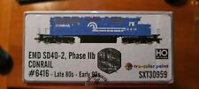 ScaleTrains HO Rivet Counter SD40-2, Conrail 6416, LokPilot 5.0 DCC, NIB