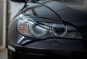 For BMW X6 E71 Eyebrows Eyelids Eye Line Set 2008-2014 MY