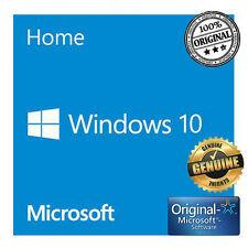 Windows WIN 10 HOME 32/64BIT - MULTILANGUAGE - KEY/CLAVE LICENCIA ORIGINAL