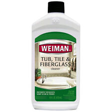 WEIMAN TUB TILE FIBERGLASS RV'S ceramic porcelain spas showers vanities sinks