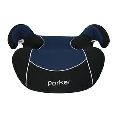 Parker Blue Baby Child Kid Toddler Booster Seat Group2/3 Age 5-12 Safety Cushion