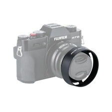 Black Metal Hood for FUJINON LENS XF 35mm F2 R WR replaces Fujifilm LH‐XF35‐2