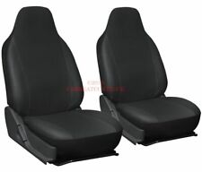 Ford Transit Connect - Heavy Duty Leatherette Van Seat Covers - 2 x Fronts