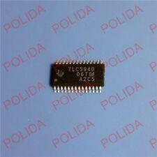 1PCS LED DRIVER PWM CONTROL IC TI HTSSOP-28 TLC5940PWP TLC5940PWPR TLC5940