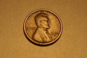 1921 S  Lincoln Cent 4